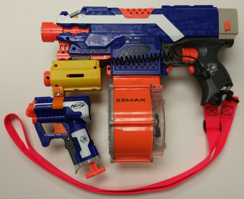 Nerf combos Stryfe  YouTube